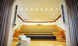 Hahn Lecture Hall Amac Garbe