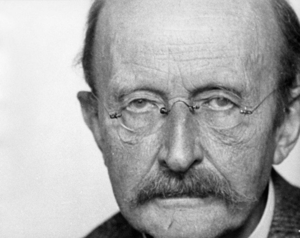 Max Planck photographed by Hugo Erfurth. Subject from the portrait series of 1936.