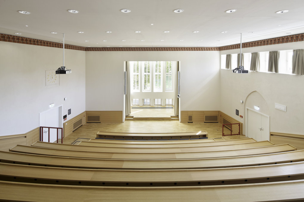 Hahn Lecture Hall